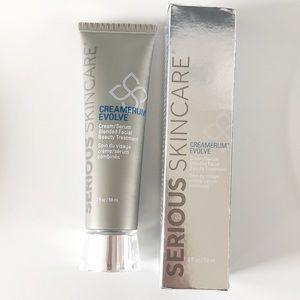 Serious Skincare Creamerum Evolve Facial Treatment
